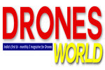 India's First E Magazine for Drones.