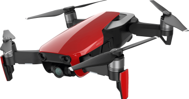 DJI Mavic Air – The Flying Phenomenon