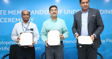 Cyient Signs MOU With Government Of Telangana AndTelangana State Aviation Academy