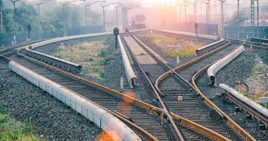 HOW DRONES WILL CHANGE THE FUTURE OF RAILWAYS