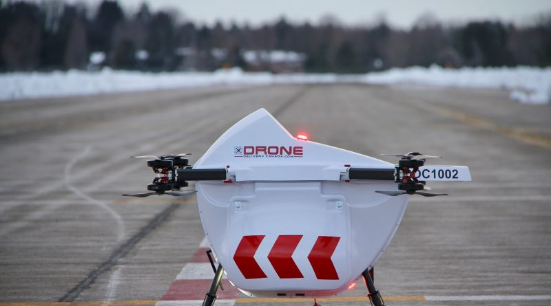 Drone Delivery Canada announces commercial agreement with DSV Canada