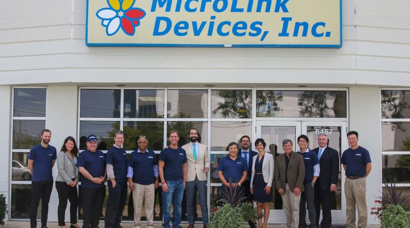 MicroLink Devices Recognized as Airbus Key Supplier