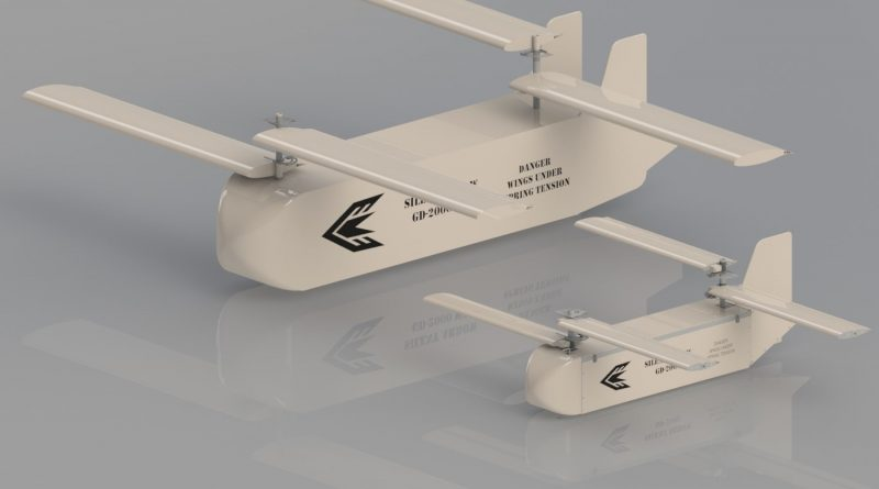 48-Foot Wingspan Autonomous Cargo Delivery Drone to be Unveiled at the 2020 Farnborough International Airshow