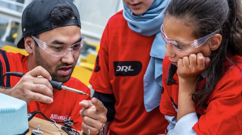 Drone Racing League Launches DRL Academy to Provide Innovative, Digital Education for Students in Partnership with Eduscape