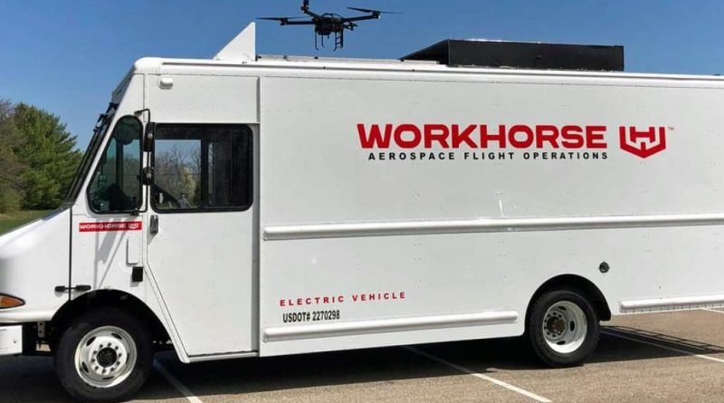 Workhorse Group Expands the HorseFly Last Mile Delivery Patent Portfolio