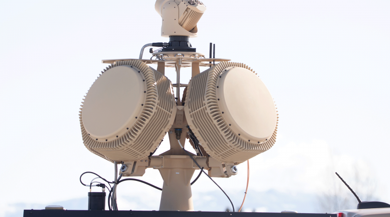Ascent Vision Technologies Delivers Latest X-MADIS CUAS Systems to US DoD Customer