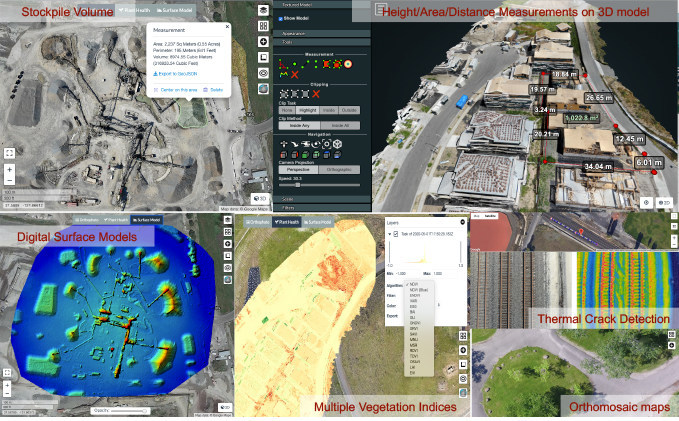DroneInch Delivers Industry's First Drone Automation Software that Enables Organizations to Plan, Operate, Analyze, and Collaborate Global Drone Missions