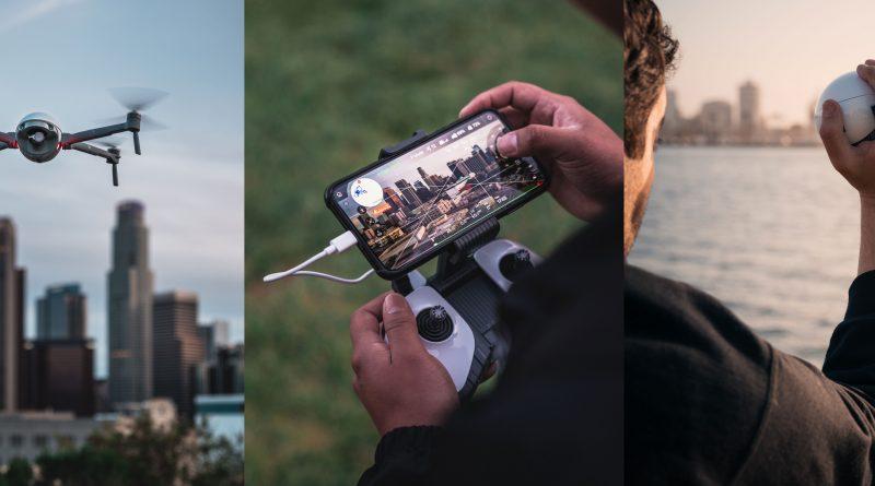 PowerEgg X Personal AI Camera – the Ultimate Tool for Content Creators