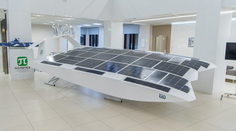 Peter the Great St. Petersburg Polytechnic University: Russian Engineers Invented the First Unmanned Solar Wing-in-ground-effect Vehicle