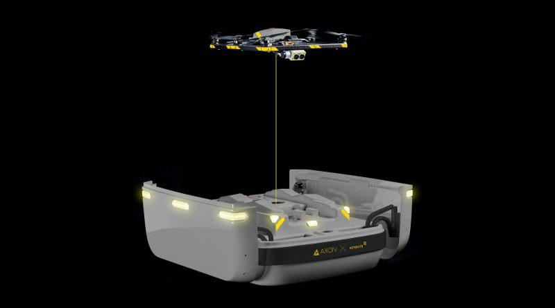 Axon Partners with Fotokite to Offer Fully Autonomous Drone Technology to Law Enforcement via Axon Air Program