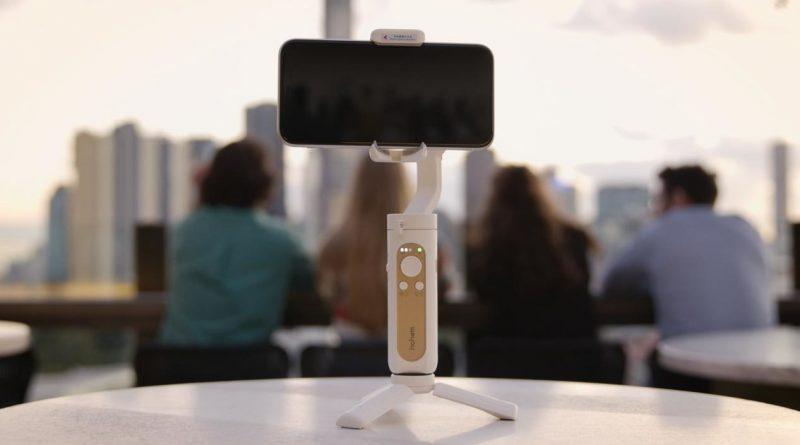 Hohem Tech Wins a 2020 SVIEF Disruptive Innovation Award for world's lightest 3-axis smartphone gimbal
