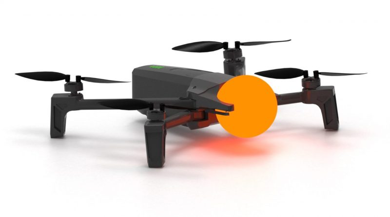 Parrot + Dronisos: Imagining the future of Drone Automation