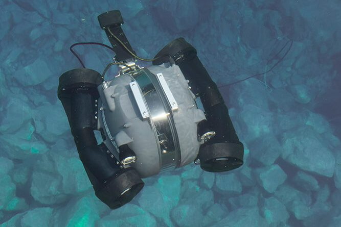 Leading Canadian Submersible Robotics Company Launching New Semi-Autonomous ROV System, REVOLUTION NAV