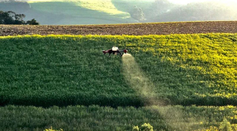 XAG Drones Tested, Add Sweet Spot for South Africa's Sugar Crisis