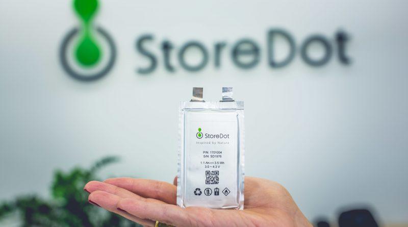 Ultra-Fast Charging Pioneer StoreDot Named Bloomberg NEF 2020 Pioneers Winner
