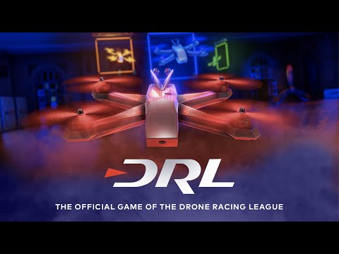 Drone Racing League Launches 2020 Season with First-Ever Game on Xbox