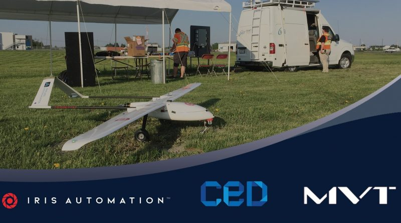 Transport Canada Approves Beyond Visual Line of Sight (BVLOS) Commercial Drone Operations with Iris Automation's Casia Safety Technology
