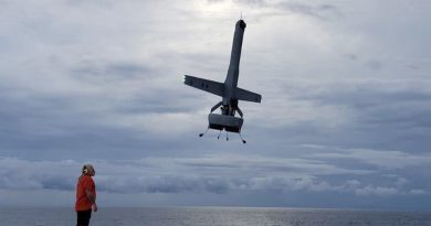 Martin UAV Partners with SOUTHCOM on Enhanced Counter Narcotics Operations
