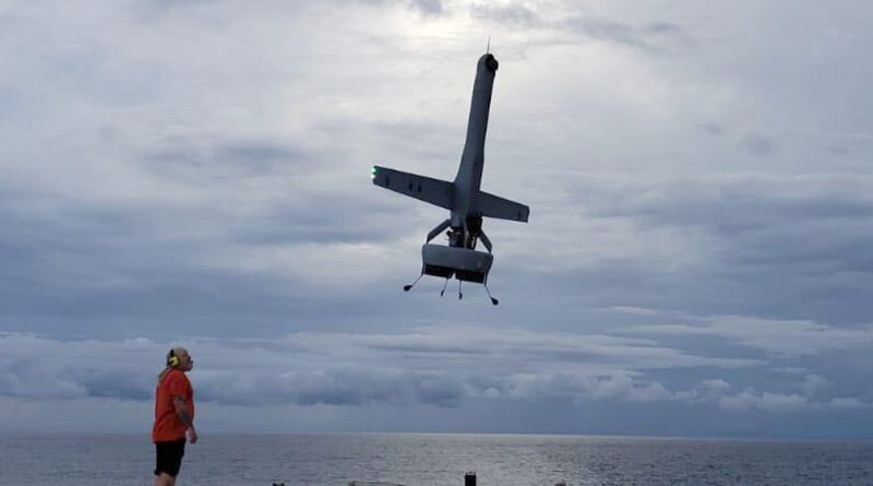Martin UAV Partners with SOUTHCOM on Enhanced Counter Narcotics Operations