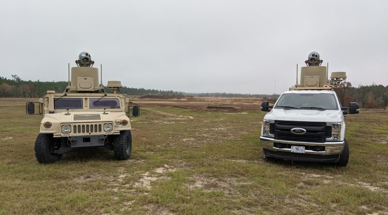 ELTA North America Delivers Mobile Counter-sUASDefense-in-Depth Capability to the U.S. DOD & DHS