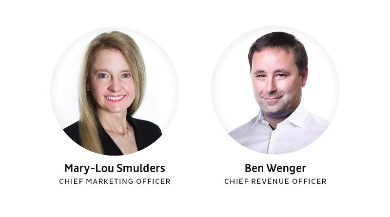 Dedrone Appoints Ben Wenger and Mary-Lou Smulders to Leadership Team