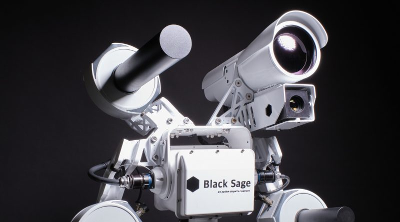 Black Sage Solution Neutralizes Drone Threat in Middle East