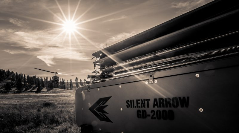 Silent Arrow® a Finalist for Collier Trophy