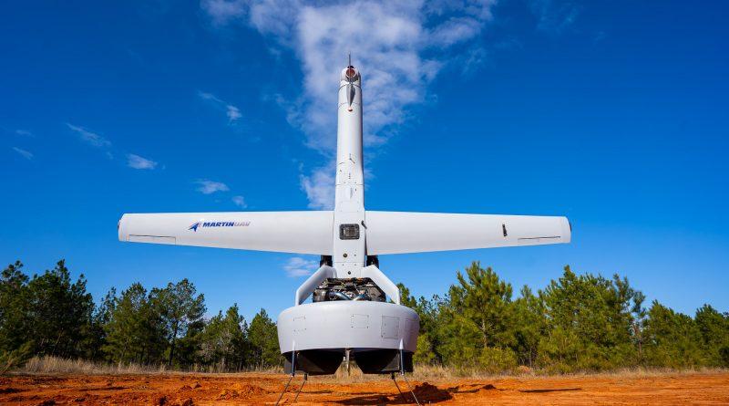 Martin UAV Unveils the V-BAT 128, Newly Upgraded V-BAT Model