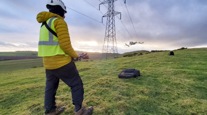 Utility Study Demonstrates Benefits of Drones and IoT-Enabled Visual Software to Ensure Safer, More Reliable Power Grid