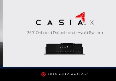 Iris Automation Announces Availability of Groundbreaking Detect and Avoid System, Casia X, with Enhanced 360 Degree Performance